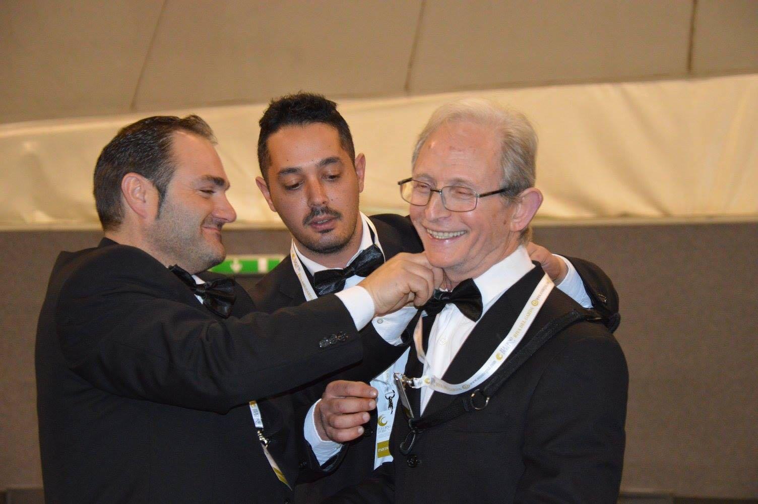 Il Presidente Giuseppe Scicchitano